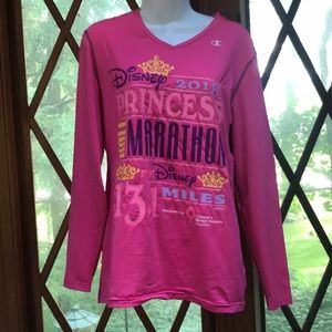 RunDisney Princess activewear XXL